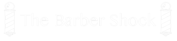 the barber shock logo