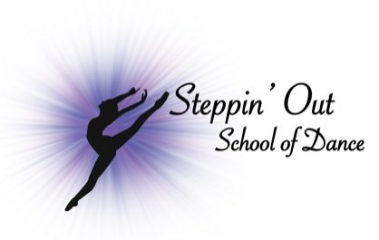 Steppin Out Academy of Dance logo