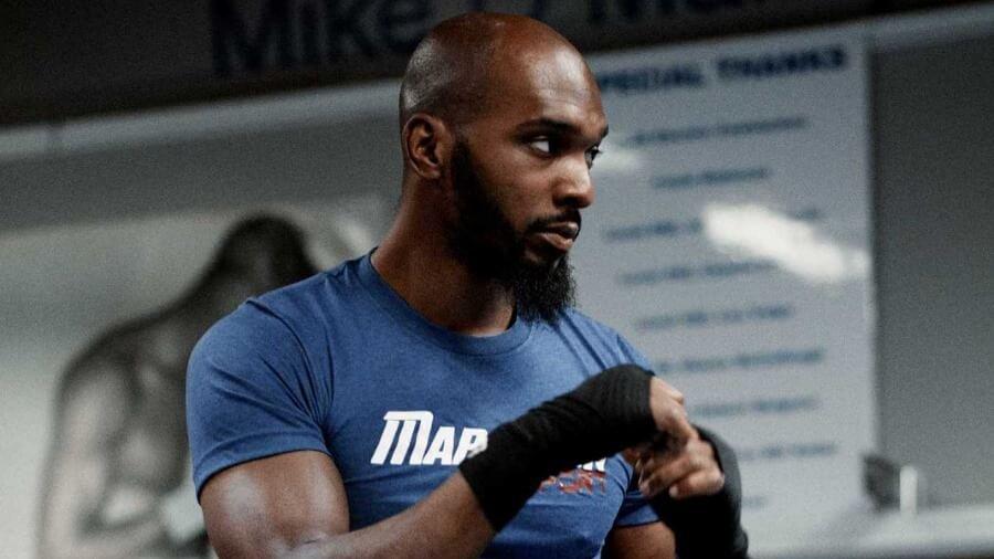 maleek jackson boxing philadephia